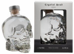 Crystal Head Vodka 40% 70cl