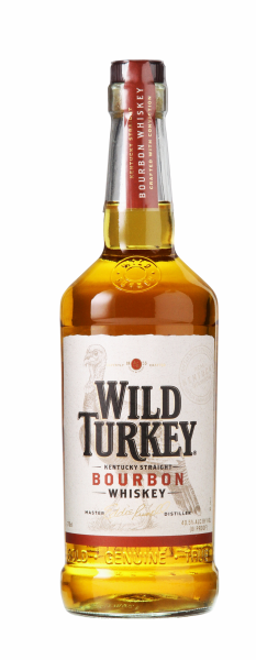 Wild Turkey Straight Bourbon 81 40.5% 70cl