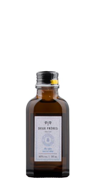 Deux Frères Dry Gin 43% 5cl