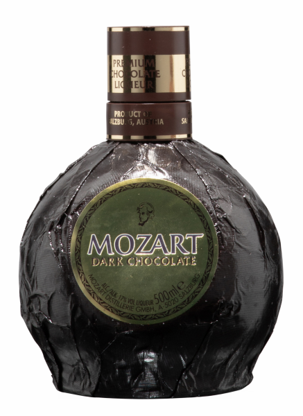 Dark Chocolate Liqueur