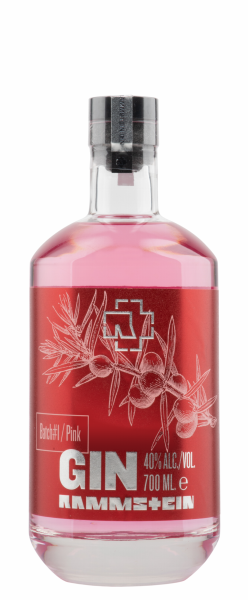 Rammstein Pink Gin Limited Edition 40% 70cl