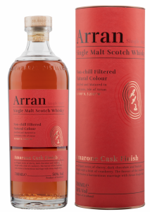Arran Amarone Cask Finish Single Malt 50% 70cl