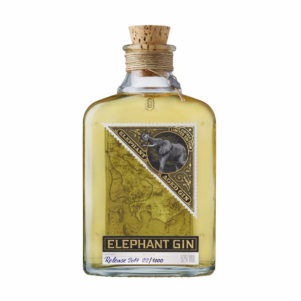 London Dry Gin Cask Aged