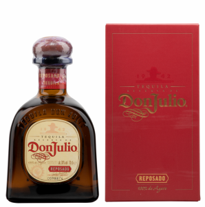Don Julio Tequila Reposado reine Agave 38% 70cl