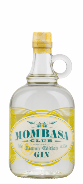 Mombasa Club Gin Lemon Edition 37.5% 70cl