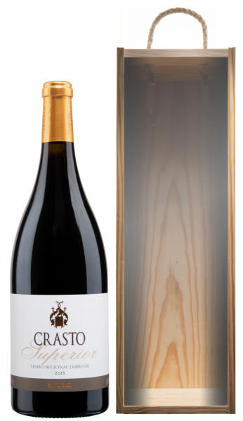 Quinta do Crasto Syrah Superior VR Duriense 2017 150cl