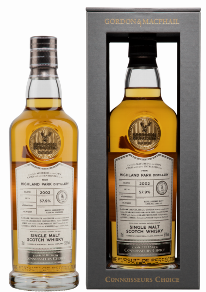 Highland Park Single Malt Gordon & Macphail Connoisseurs Choice 2002 57.9% 70cl
