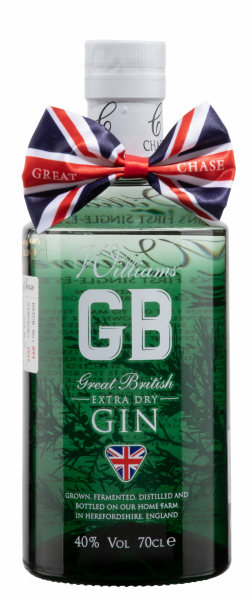 "Extra Dry ""GB"" Gin"
