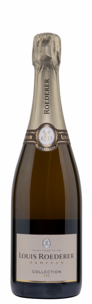 Louis Roederer Champagne Collection 75cl