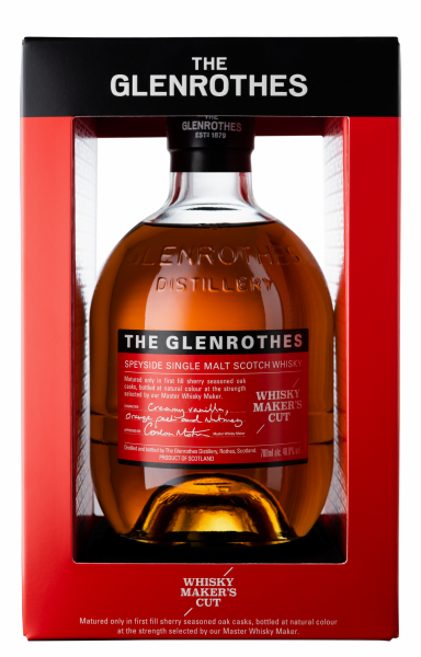 Glenrothes Maker's Cut Soleo Collegtion Single Malt 48.8% 70cl