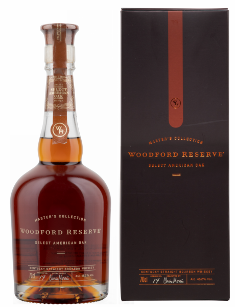 Woodford Reserve American Oak - Master's Collection 45.2% 70cl