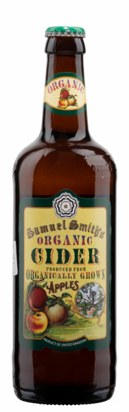 Samuel Smith's Organic Cider EW 55cl