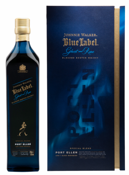 Johnnie Walker Blue Label Ghost Scotch Whisky 43.8% 70cl