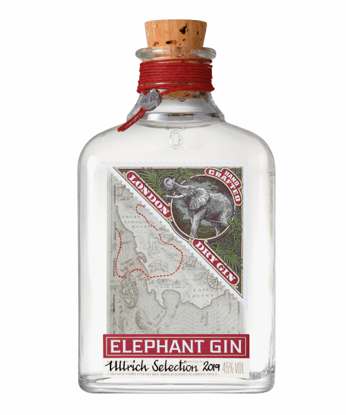 London Dry Gin Ullrich Selection 2019