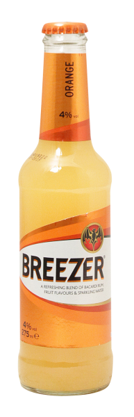 Bacardi Breezer Orange EW 4% 27.5cl