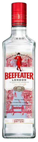 Beefeater London Dry Gin 40% 70cl