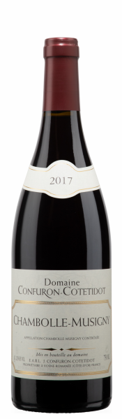 Confuron-Cotetidot Chambolle-Musigny ac 2017 75cl