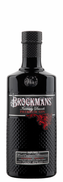 Brockmans Premium Gin Intensely Smooth 40% 70cl