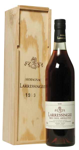 Larressingle Armagnac 1919 40% 70cl