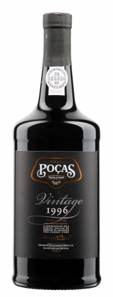 Poças Junior Porto Vintage 1996 20% 75cl
