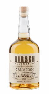 Hirsch Canadian Rye Whiskey 3 J. 43% 75cl