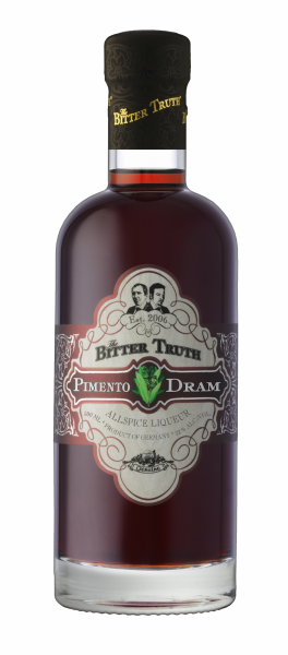 The Bitter Truth Pimento Dram 22% 50cl