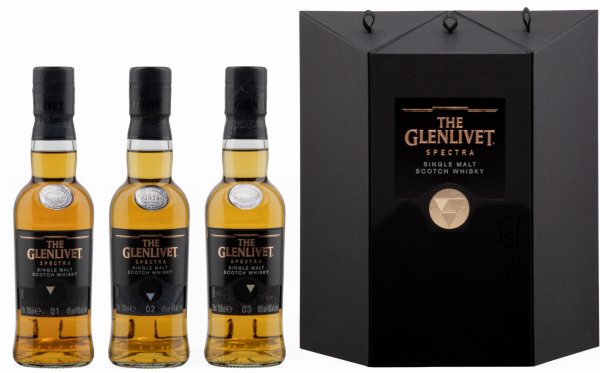 Glenlivet Single Malt Spectra 40% 60cl