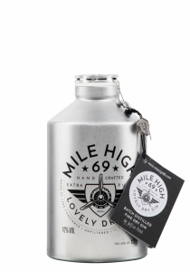 Mile High 69 Lovely Handcrafted Dry Gin 42% 50cl