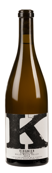 K Vintners Viognier Powerline Vineyard 2014 75cl