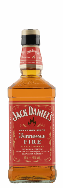 Jack Daniel's Tennessee Fire Whiskey 35% 70cl
