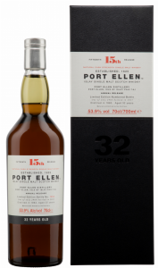 Port Ellen Special Release 2015 Cask Strength Single Malt 1983 32 J. 53.9% 70cl