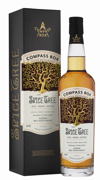 Compass Box Spice Tree Whisky 46% 70cl