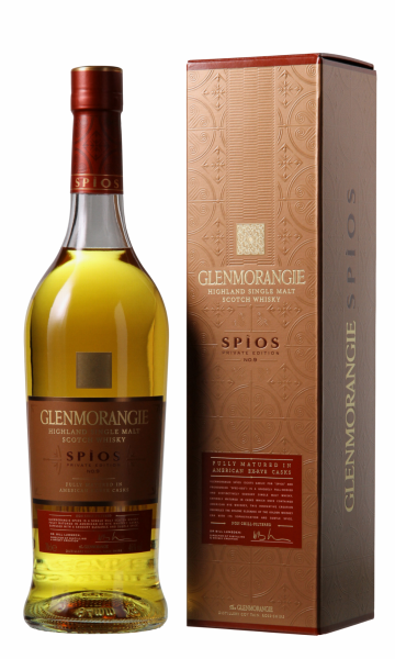 Glenmorangie Single Malt Spios Private Edition 9 46% 70cl