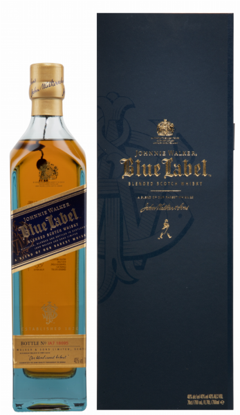 Johnnie Walker Blue Label Scotch Whisky 40% 70cl