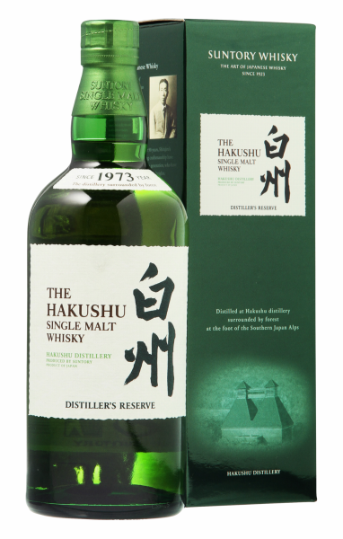 Single Malt Hakushu Distiller's Reserve