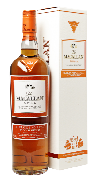 Single Malt Sienna