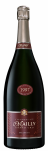 Mailly Champagne Grand Cru brut 1997 150cl