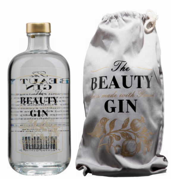 Marc Riedo The Beauty Gin 43% 50cl