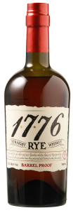 James E. Pepper 1776 Kentucky Straight Rye Whiskey Barrel Proof 58.6% 70cl