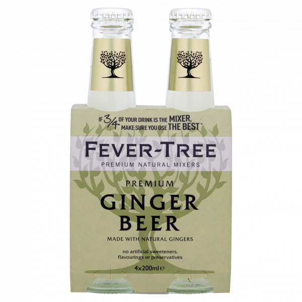 Ginger Beer EW Glas 4er-Pack