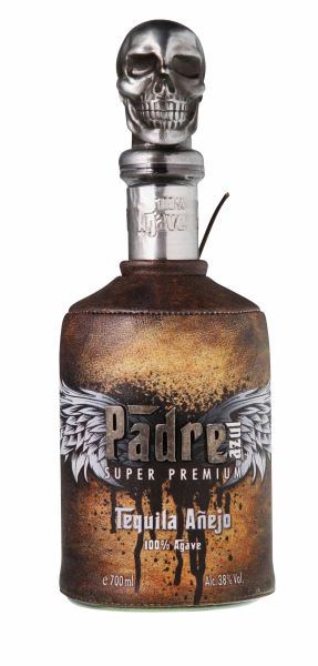 Padre Azul Tequila Anejo 38% 70cl