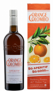 Aperitif Orange Colombo 15% 75cl