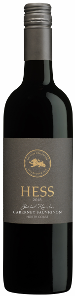 The Hess Collection Shirtail Ranches North Coast Cabernet Sauvignon 2016 75cl