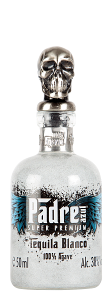 Padre Azul Tequila Blanco 38% 5cl