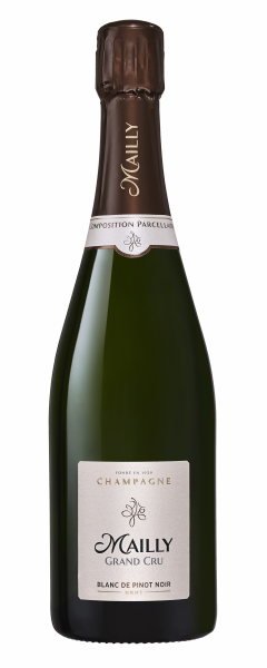 Mailly Champagne Grand Cru Blanc de Pinot Noir 75cl