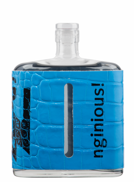 nginious! Colours Swiss Gin - Blue 42% 50cl