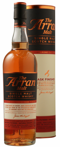 Single Malt Amarone Cask Finish