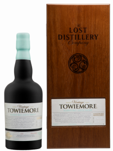 The Lost Distillery Towiemore Vintage Blended Malt 46% 70cl