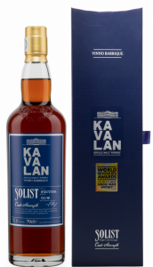 Kavalan Single Malt Solist Vinho Barrique Cask Strength 57.8% 70cl