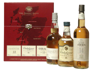 Classic Malt Gentle Collection 43% 60cl